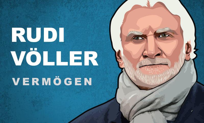 Rudi Völler Vermögen und Einkommen