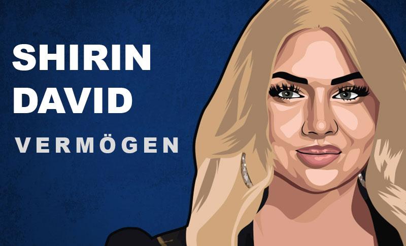 Shirin David Vermögen und Einkommen