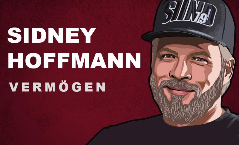 Sidney Hoffmann Vermögen und Einkommen