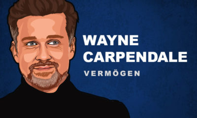Wayne Carpendale Vermögen und Einkommen