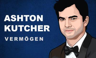 Ashton Kutcher Vermögen und Einkommen