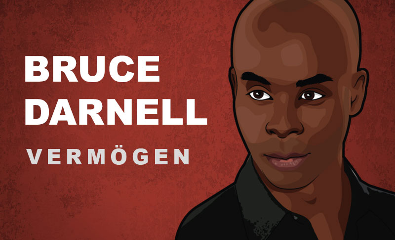 Bruce Darnell Vermögen und Einkommen