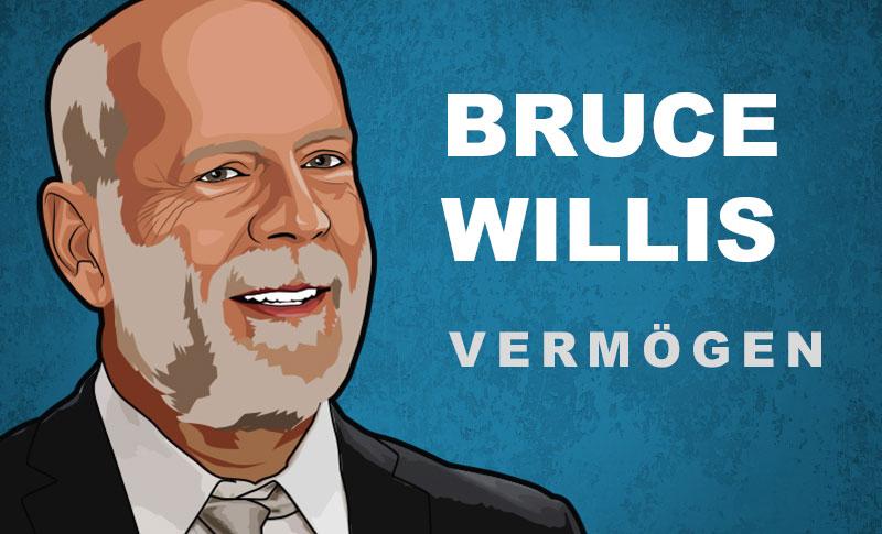 Bruce Willis Vermögen und Einkommen