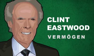 Clint Eastwood Vermögen und Einkommen