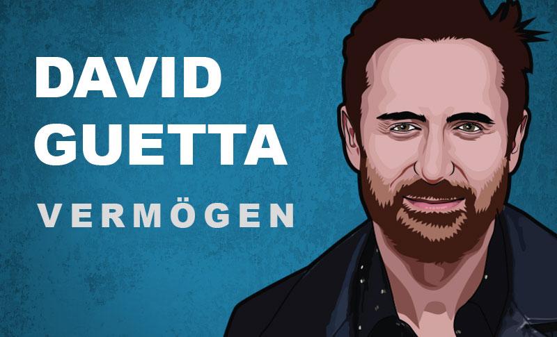 David Guetta Vermögen und Einkommen