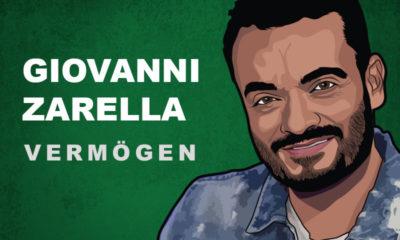 Giovanni Zarella Vermögen und Einkommen