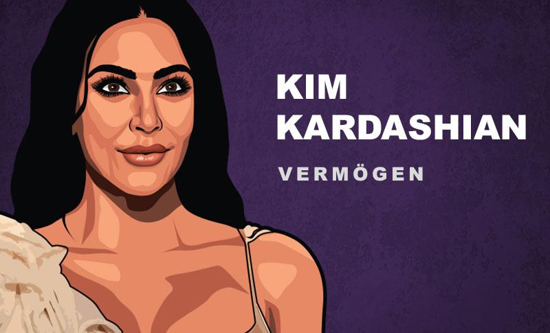 Kim Kardashian Vermögen und Einkommen