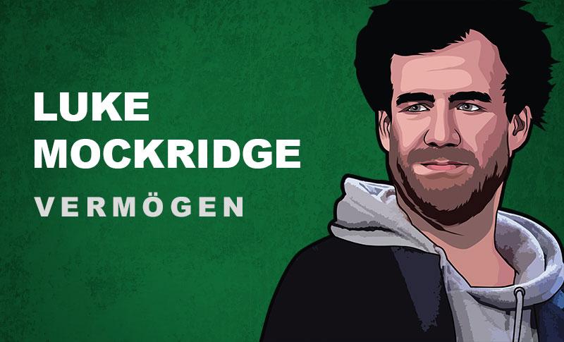 Luke Mockridge Vermögen und Einkommen