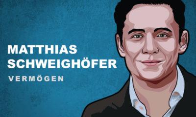 Matthias Schweighöfer Vermögen und Einkommen