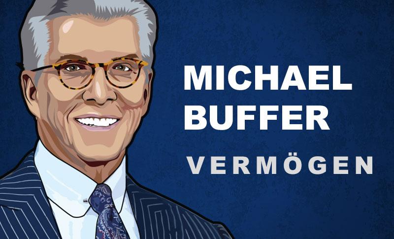 Michael Buffer Vermögen und Einkommen