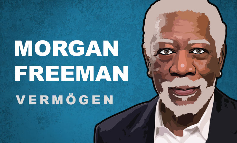 Morgan Freeman Vermögen und Einkommen