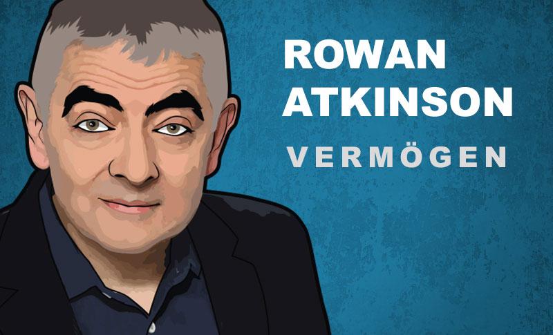 Rowan Atkinson Vermögen und Einkommen