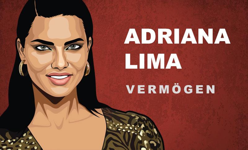Adriana Lima Vermögen und Einkommen