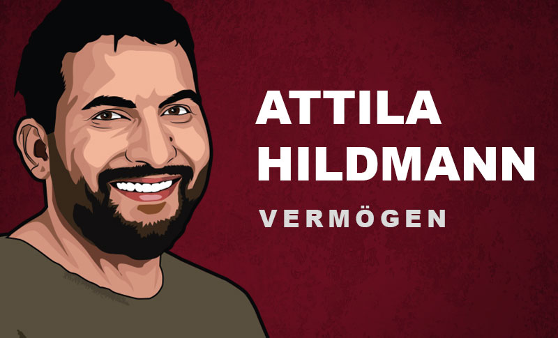 Attila Hildmann Vermögen und Einkommen