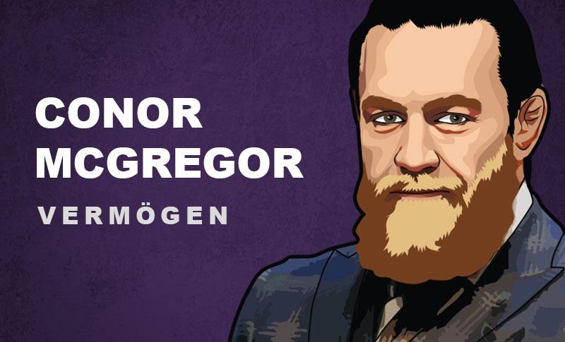 Conor McGregor Vermögen und Einkommen
