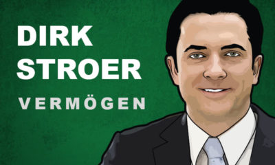Dirk Ströer Vermögen und Einkommen