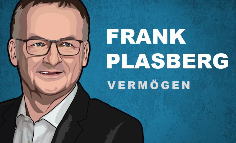 Frank Plasberg Vermögen und Einkommen