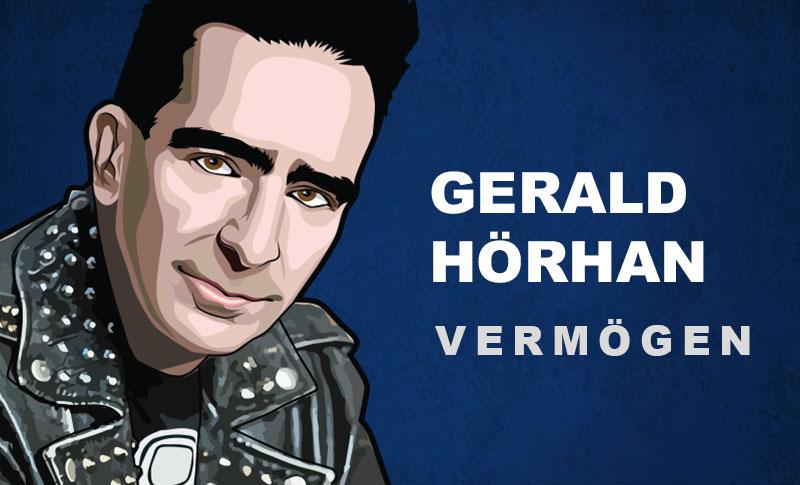 Gerald Hörhan Vermögen und Einkommen