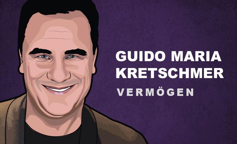 Guido Maria Kretschmer Vermögen und Einkommen