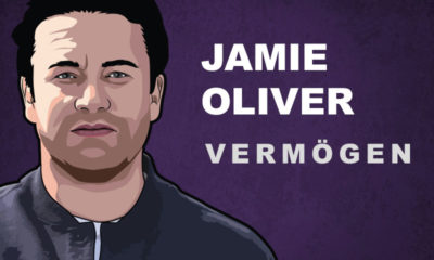 Jamie Oliver Vermögen und Einkommen