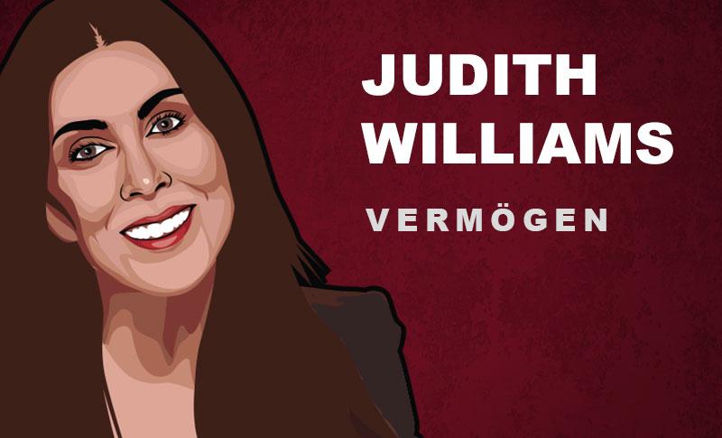 Judith Williams Vermögen und Einkommen