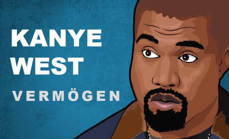 Kanye West Vermögen und Einkommen