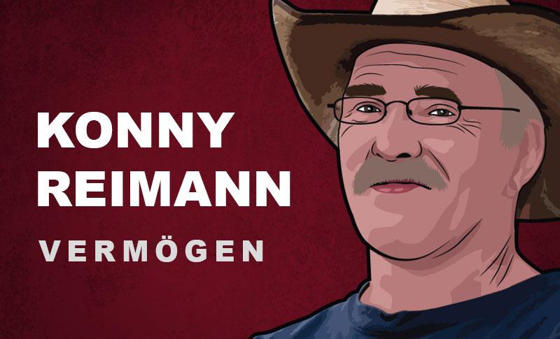Konny Reimann Vermögen und Einkommen