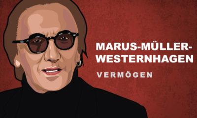 Marius-Müller Westernhagen Vermögen und Einkommen