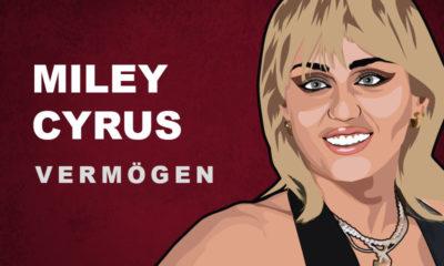 Miley Cyrus Vermögen und Einkommen