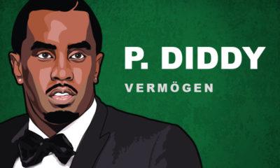 P. Diddy Vermögen und Einkommen