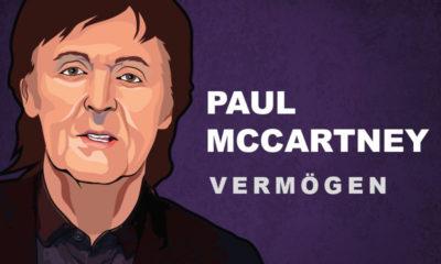 Paul McCartney Vermögen und Einkommen