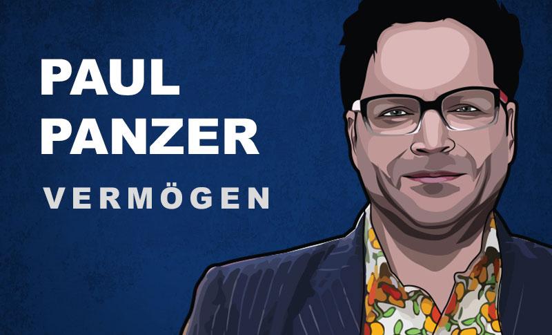 Paul Panzer Vermögen und Einkommen