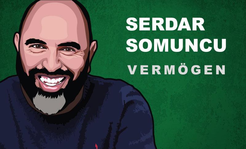 Serdar Somuncu Vermögen und Einkommen