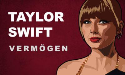 Taylor Swift Vermögen und Einkommen
