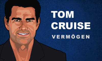Tom Cruise Vermögen und Einkommen