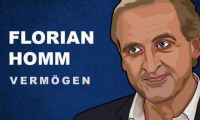 Florian Homm Vermögen und Einkommen