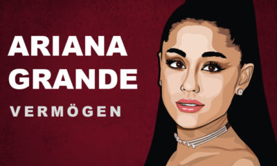 Ariana Grande Vermögen