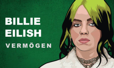 Billie Eilish Vermögen