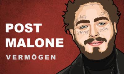 Post Malone Vermögen