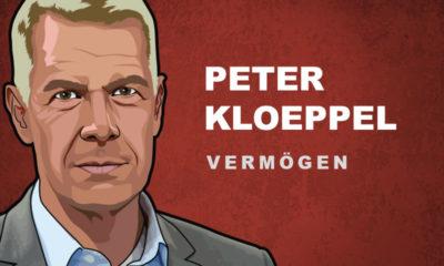 Peter Kloeppel Vermögen und Einkommen
