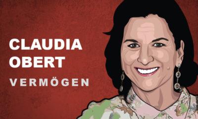 Claudia Obert Vermögen