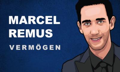 Marcel Remus Vermögen