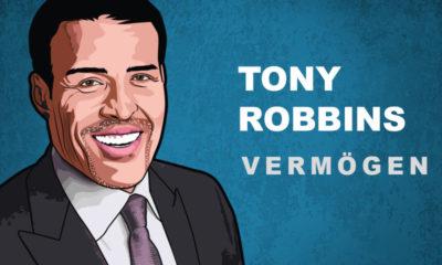 Tony Robbins Vermögen