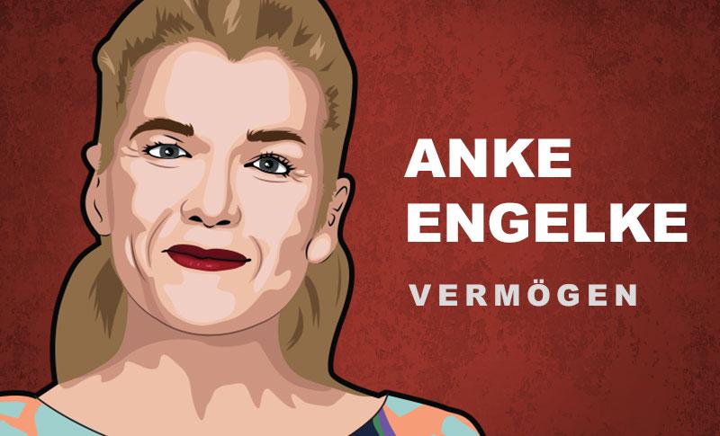Anke Engelke Vermögen