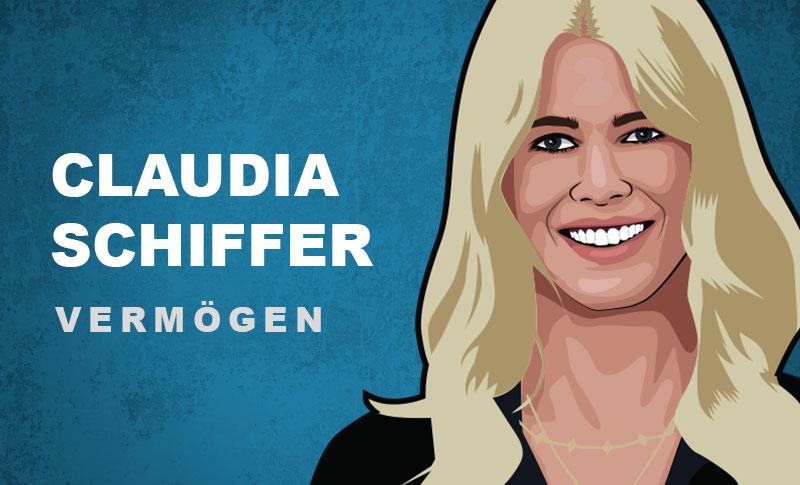 Claudia Schiffer Vermögen