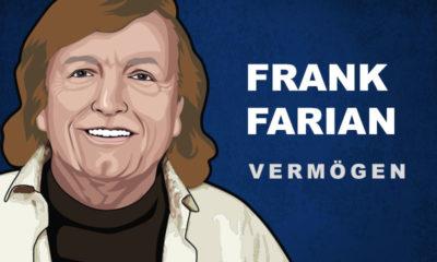 Frank Farian Vermögen