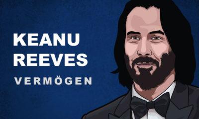 Keanu Reeves Vermögen