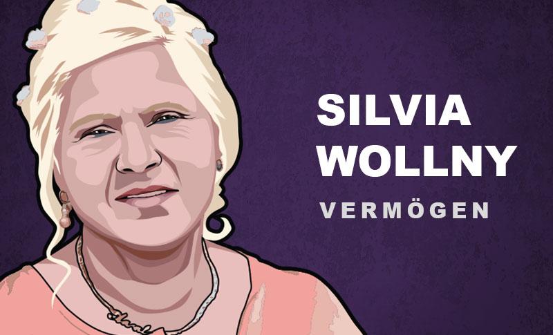 Silvia Wollny Vermögen