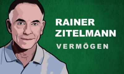 Rainer Zitelmann Vermögen