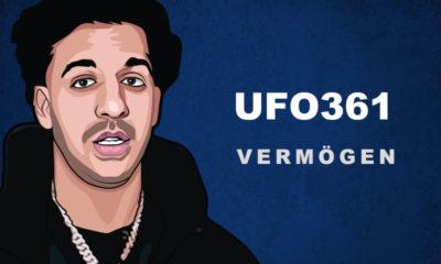 Ufo361 Vermögen